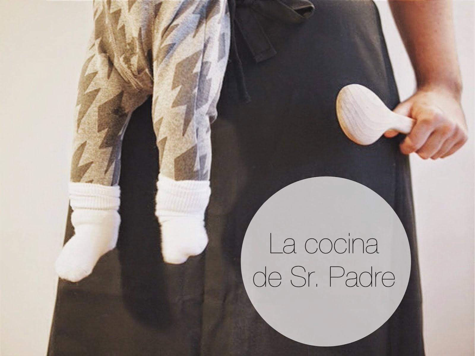 la cocina de Sr. Padre