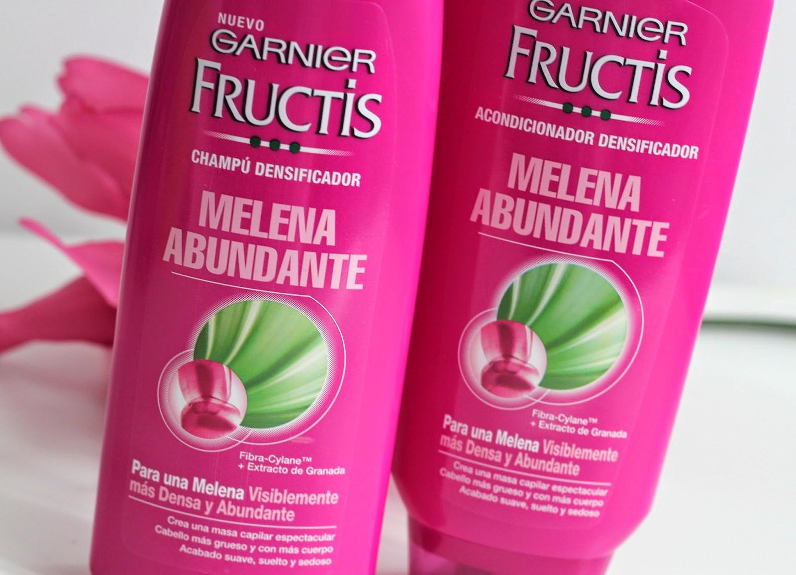 photo-Garnier-Fructis-Melena_Abundante-champú-acondicionador