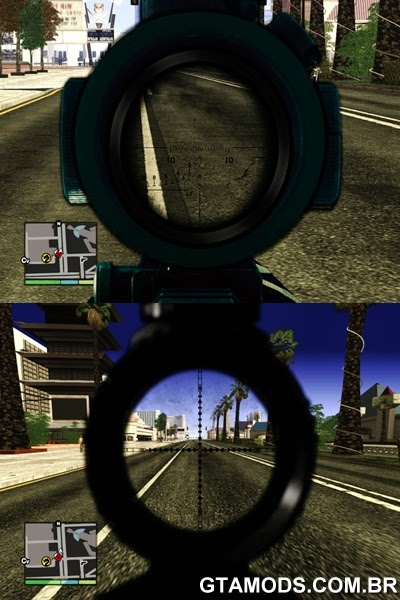Sniper Scope Mod