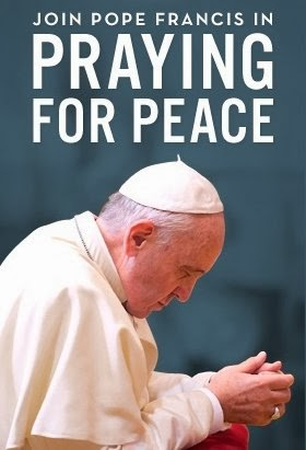 Pope Francis' Message for World Day of Peace 2014