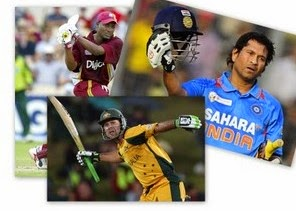 top 5 batsman with most runs in cricket world cup