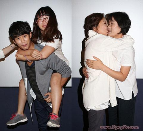 คิมซูฮยอน ให้ผู้ชมเรื่อง The Thieves คนที่ 10 ล้านขี่หลังตามสัญญายตั๋วได้ 10 ล้านใบ