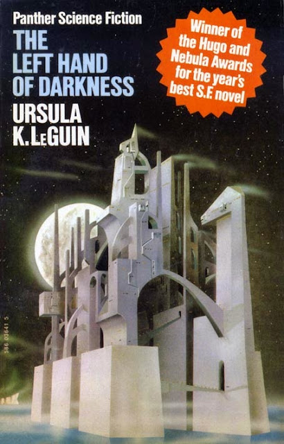 a literary analysis of the left hand of darkness by ursula le guin