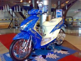 Modif Yamaha Mio 2013
