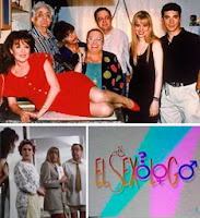 Serie El sexólogo de TVE con Emma Ozores, Florinda Chico, Fedra Lorente