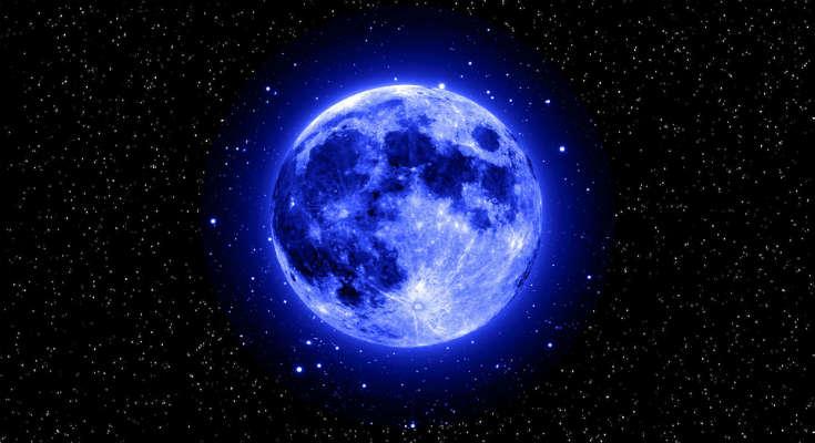 Μπλε Πανσέληνος την 21η Μαΐου του 2016