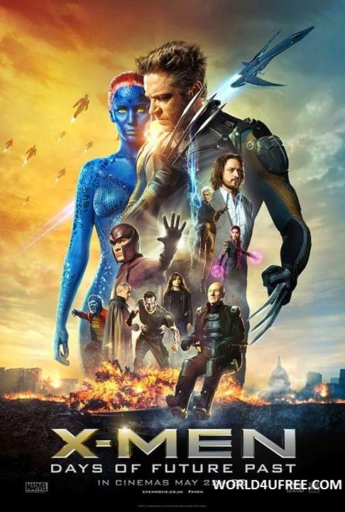 X-Men 6 Days of Future Past 2014 Official Trailer #3 720p HD
