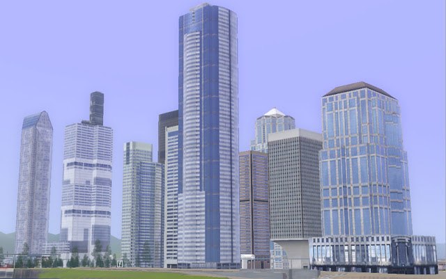 Empire State Building Sims