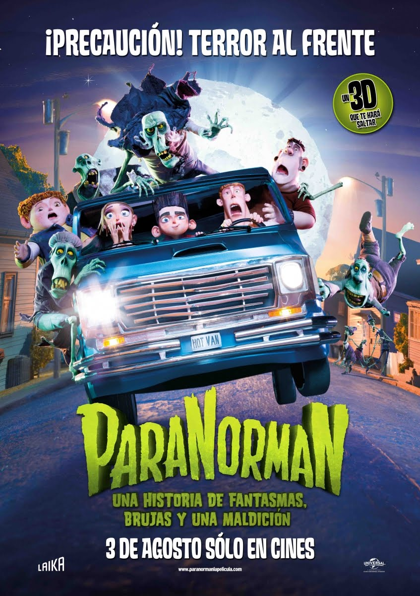 Descarga ParaNorman