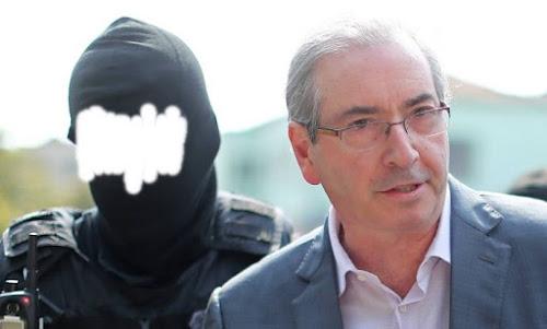Cunha entra com pedido de liberdade