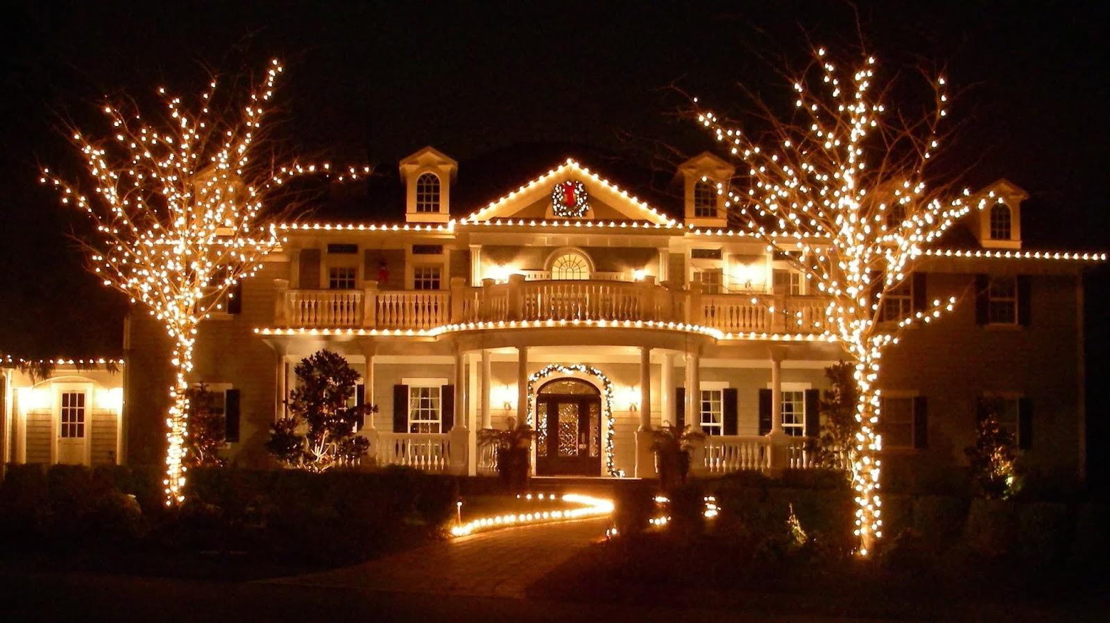 Carpenter house carpenter house casas decoradas para - Casas decoradas en navidad ...