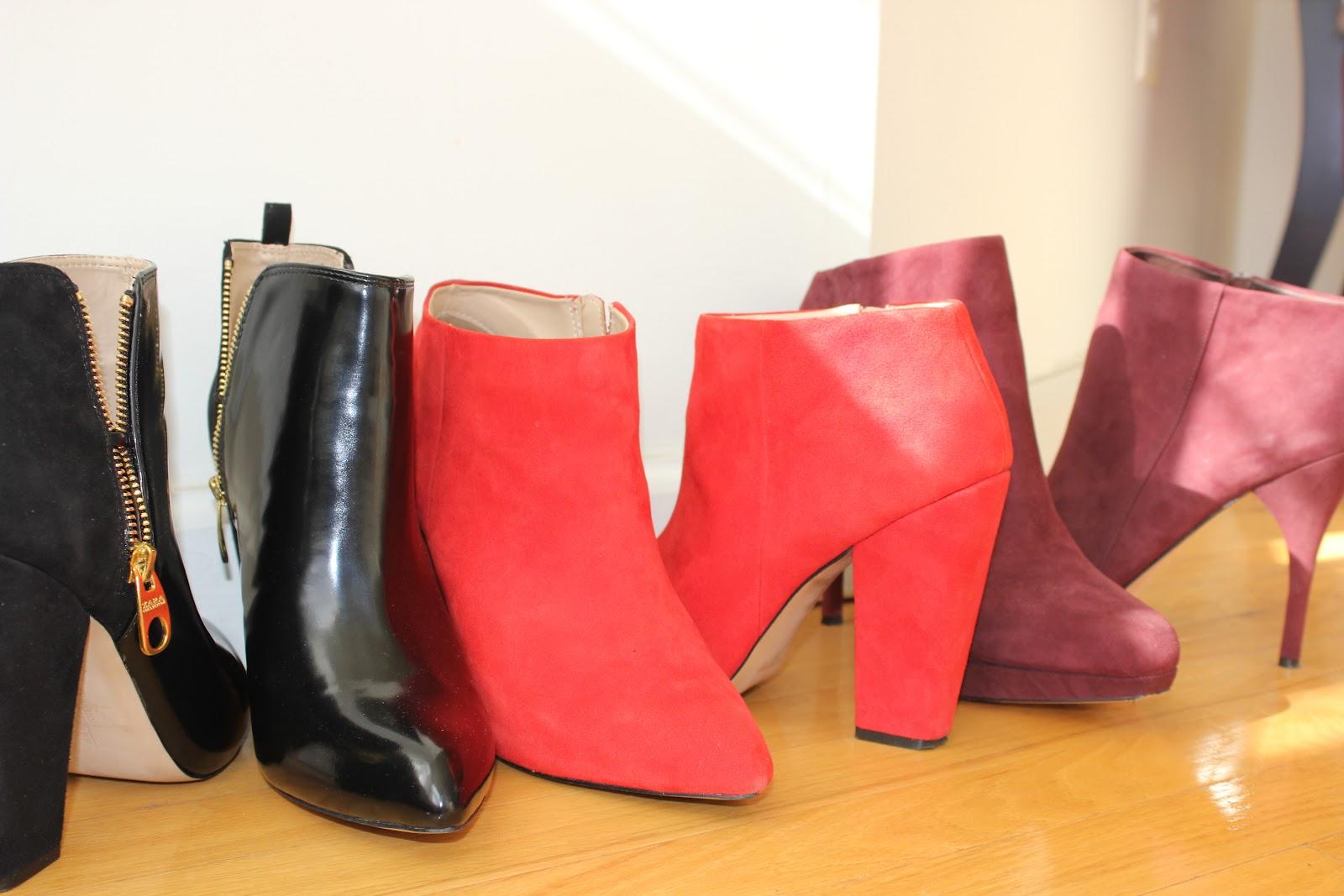 Via Spiga Red Shoes