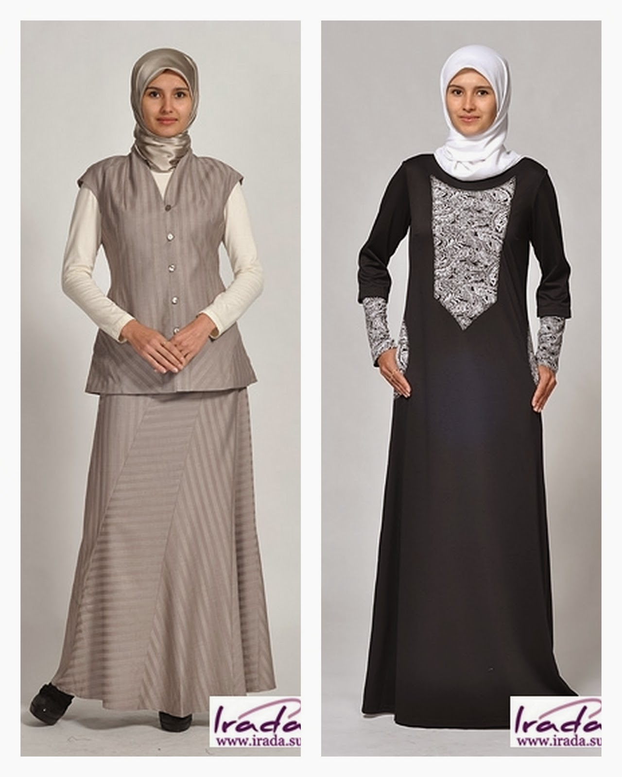 Muslim Fashion Around the World: December 2013