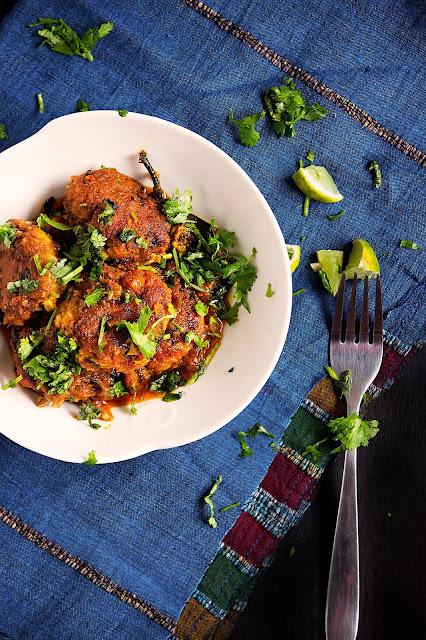 fish kofta curry recipe