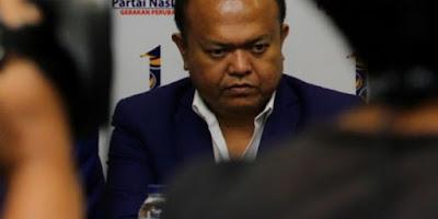 Sekjen Partai NasDem Jadi Tersangka KPK