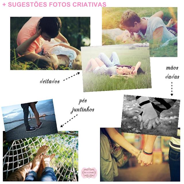 inspire-se...fotos criativas namorados