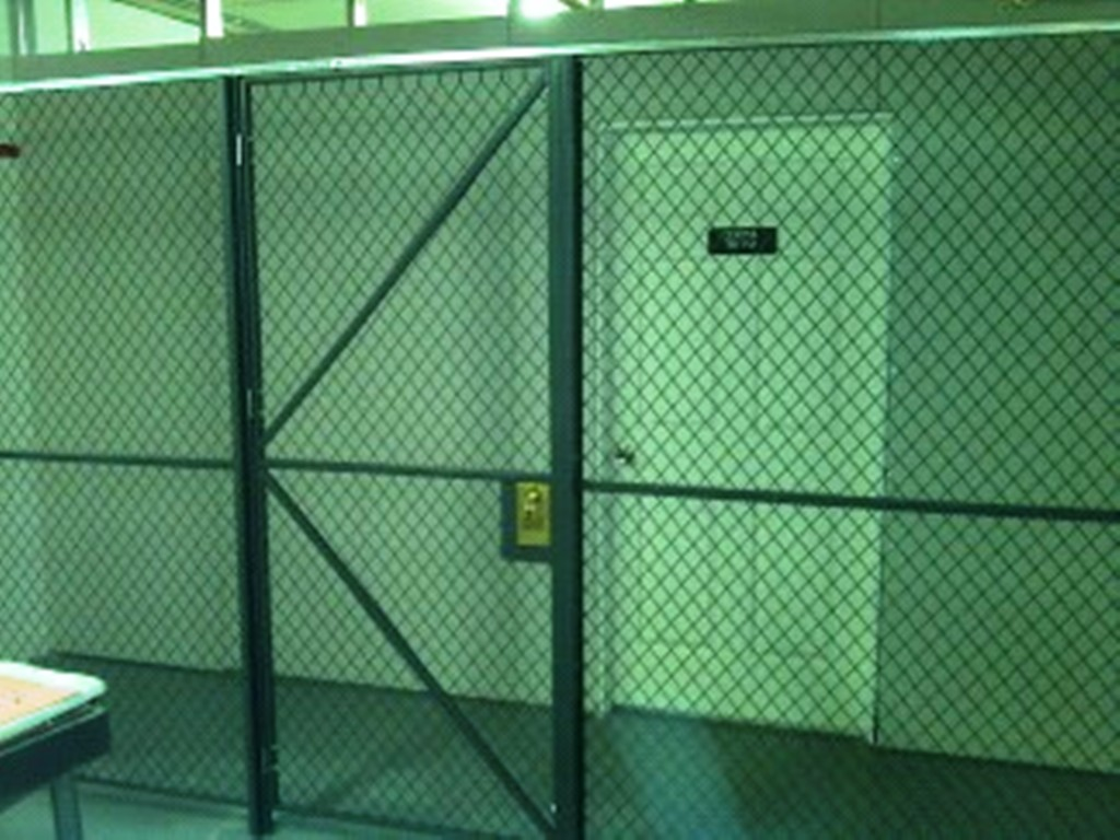 Gale\'s Industrial Supply - Storage Solutions: Woven Wire Partition ...