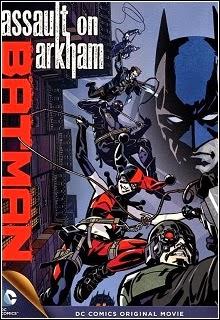 Batman: Ataque Ao Arkham Dublado