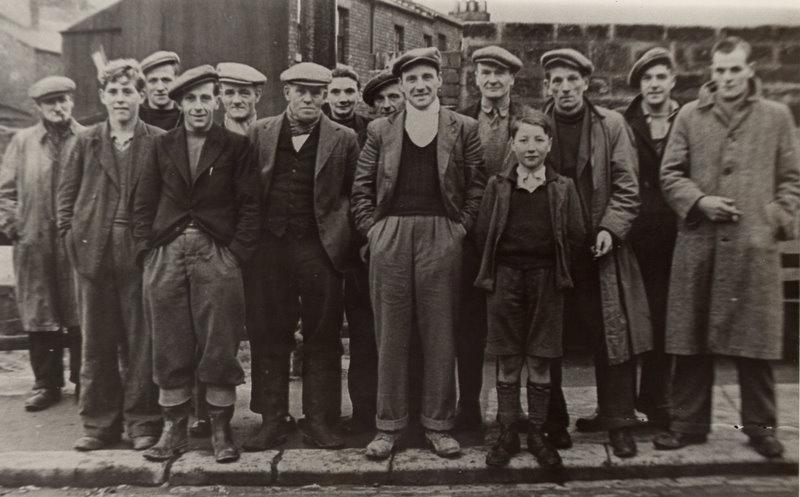 Tweedland The Gentlemens Club The Return Of The Flat Cap