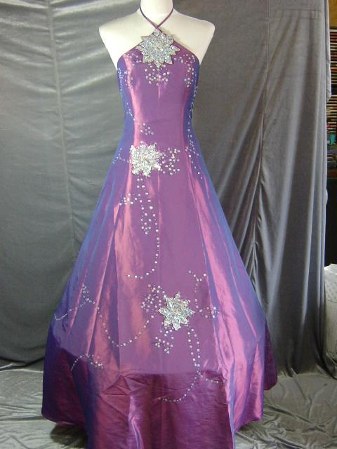 Purple Wedding Dresses For  : Images of purple wedding dresses