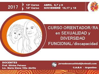 Curso Orientador/ra en sexualidad y diversidad funcional