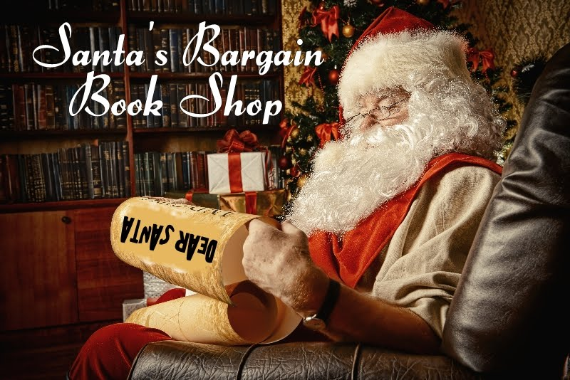 SANTA'S BARGAIN BOOK SHOP: Click photo for info.