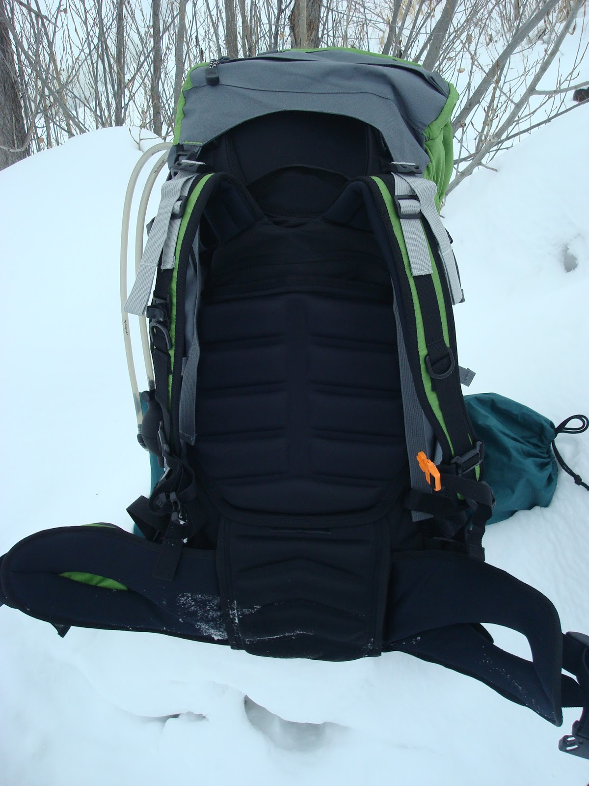 Teton Sports Escape 4300 ultralight pack