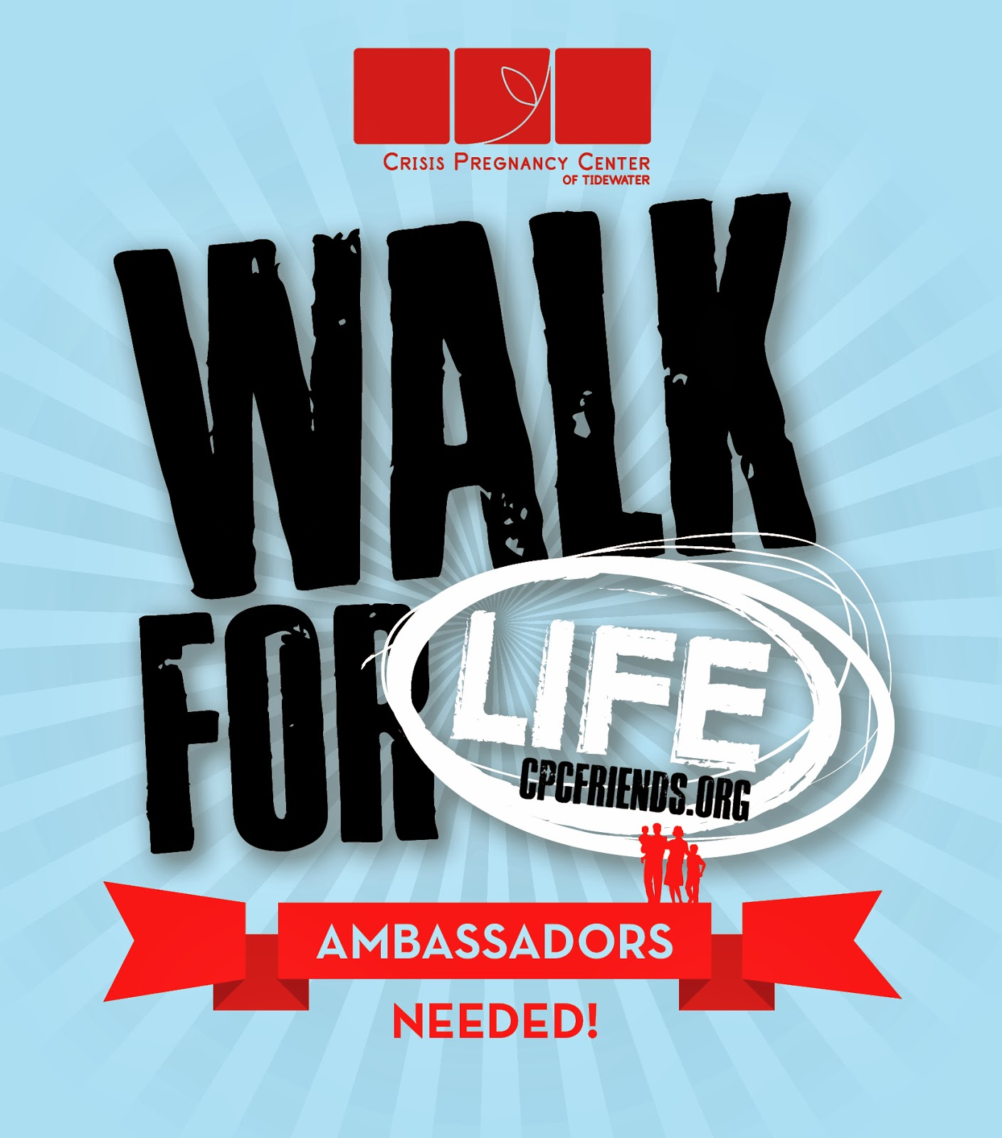 CPC's Walk for Life: Ambassadors Needed!