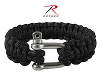Paracord Bracelet D Shackle5