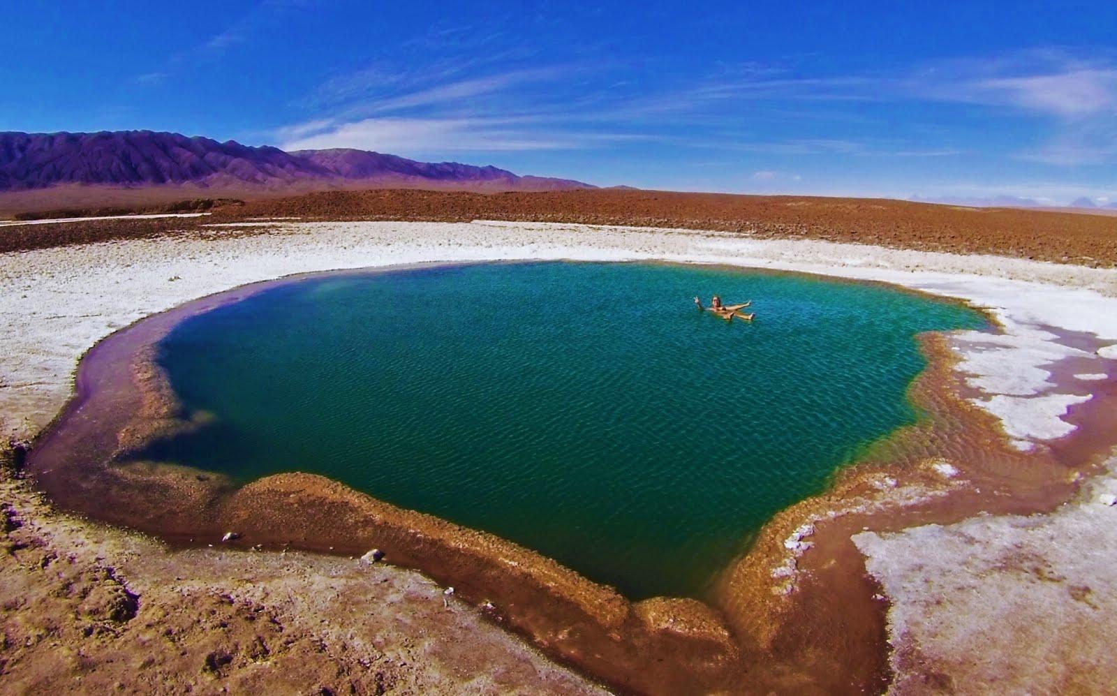 Viagem Recente - Atacama