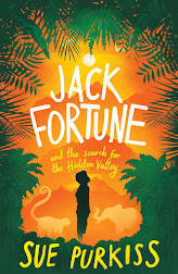 My new book, Jack Fortune