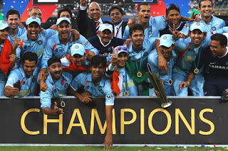 t 20 cricket world cup 2007  16:38 ICC t20 World