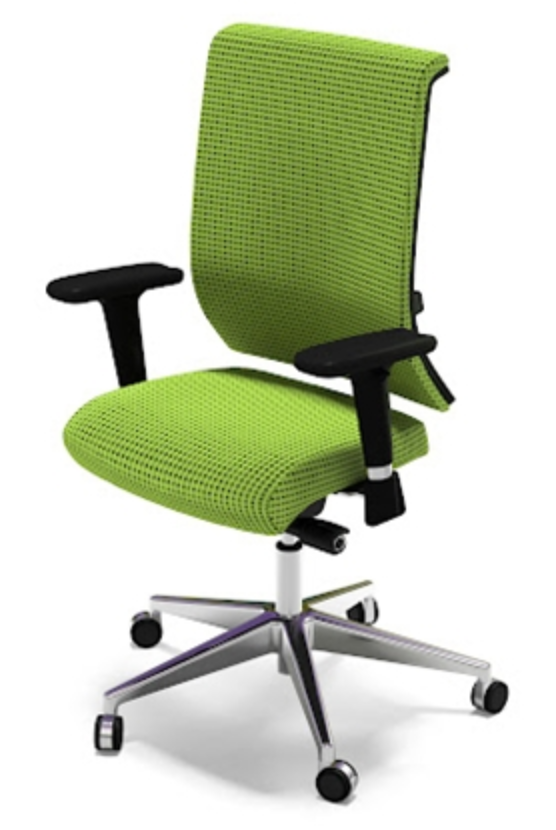 Commute Office Chair by Mayline