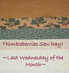 Thimbleberries Sew Day!