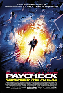 Ver online: Paycheck (2003)