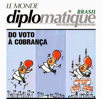 LE MONDE DIPLOMATIQUE BRASIL - EDIÇÃO DE NOVEMBRO DE 2014