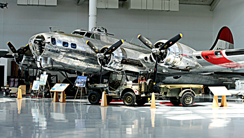 evergreen aviation museum pacific northwest travel photography
