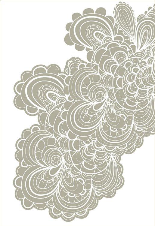 Paper Squid modern print cacti blooming on etsy