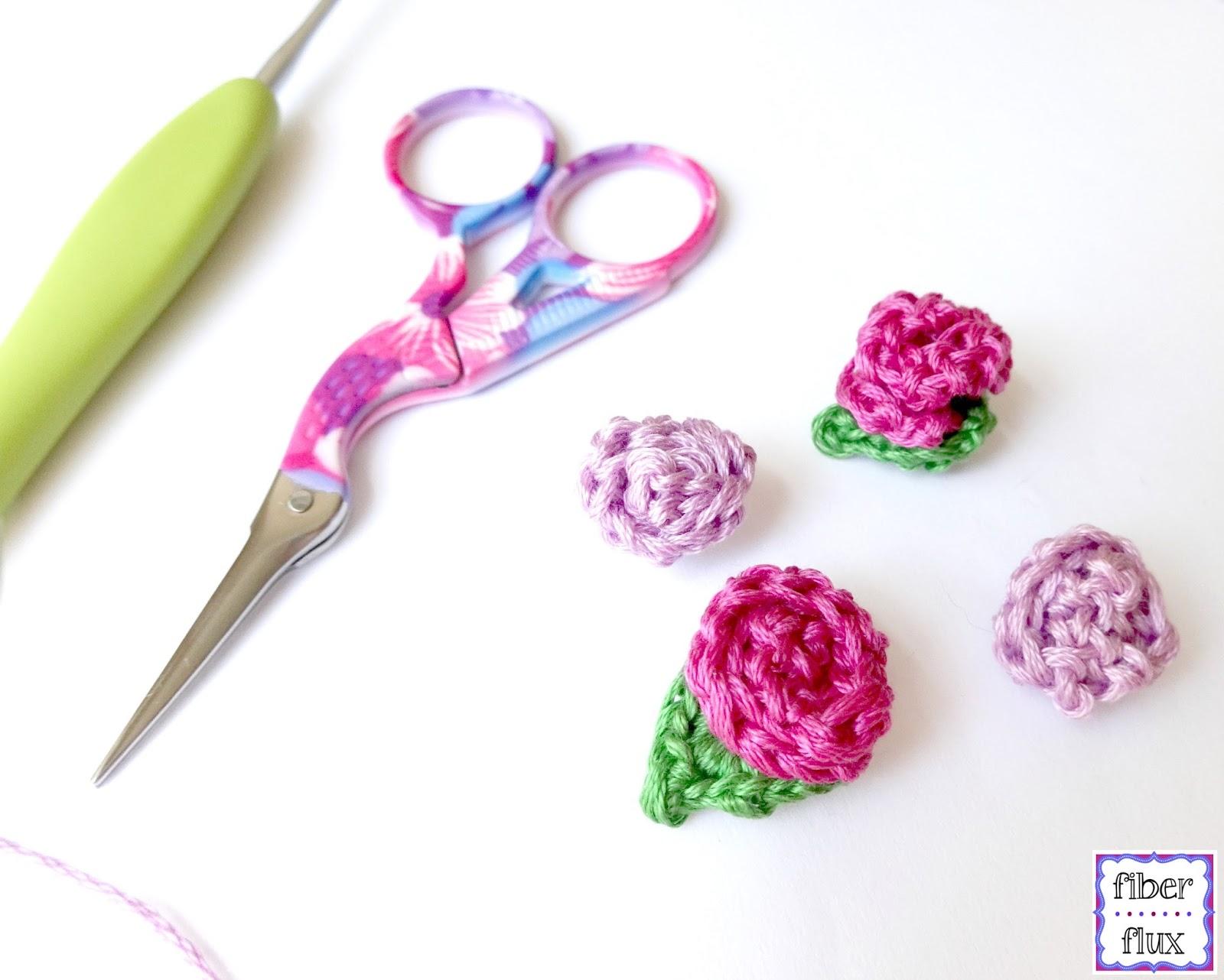 Fiber flux free crochet patternsette earrings free crochet patternsette earrings bankloansurffo Images