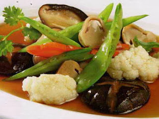 Món ăn ngon: Thập cẩm xào chay