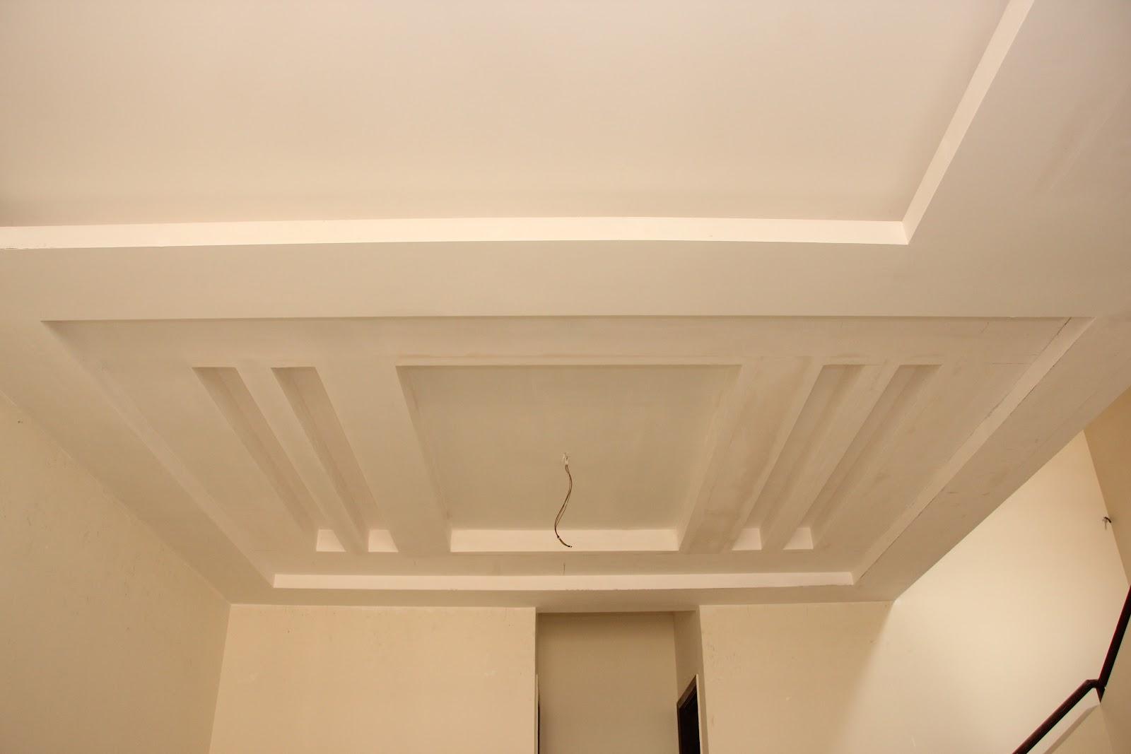 Plaster Ceiling Design : Plaster ceiling design denai alam