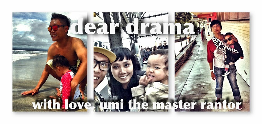 Dear Drama With Love, Umi The Master Rantor