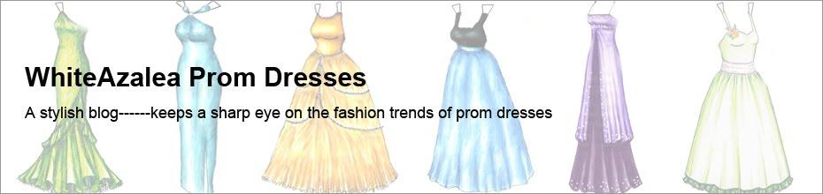 WhiteAzalea Prom Dresses
