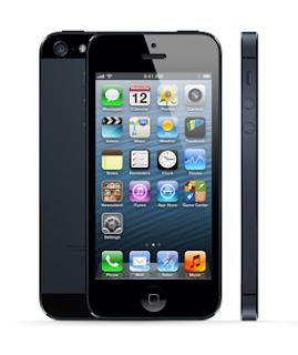 Spesifikasi Lengkap iPhone 5