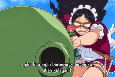 One Piece Episode 619 Subtitle                Indonesia