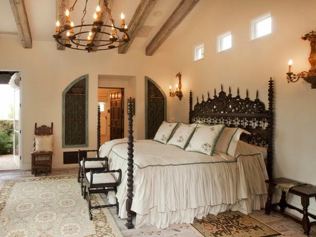3187 ديكورات و اثاث غرف نوم   حوائط و الوان لغرفة نوم مودرن و كلاسيك