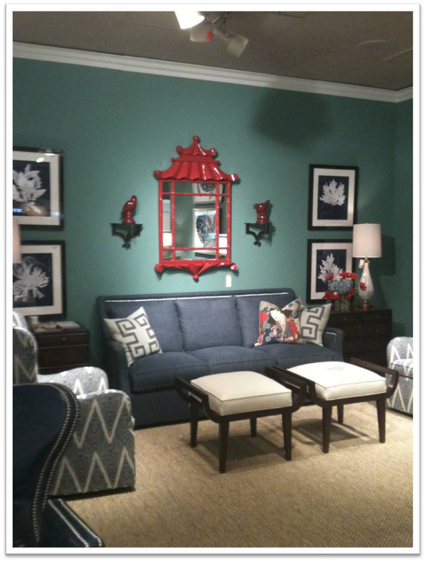 I Was Told By Mary, From New Jersey, That The Marcoux Sofa Is One Of CR  Laineu0027s ...