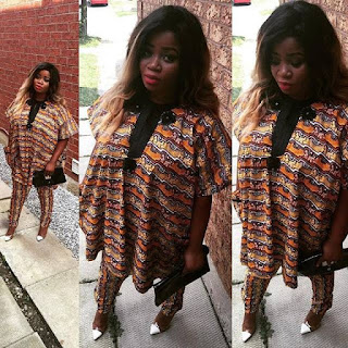 Ladies Rocking Agbada Style - Style Up With Kim