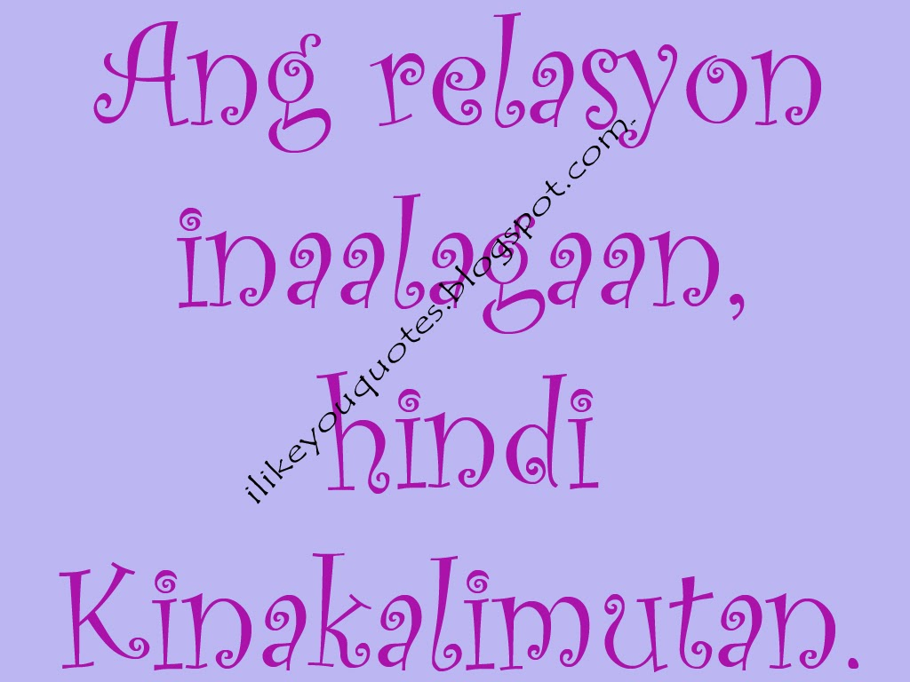 Love You Quotes Tagalog. QuotesGram