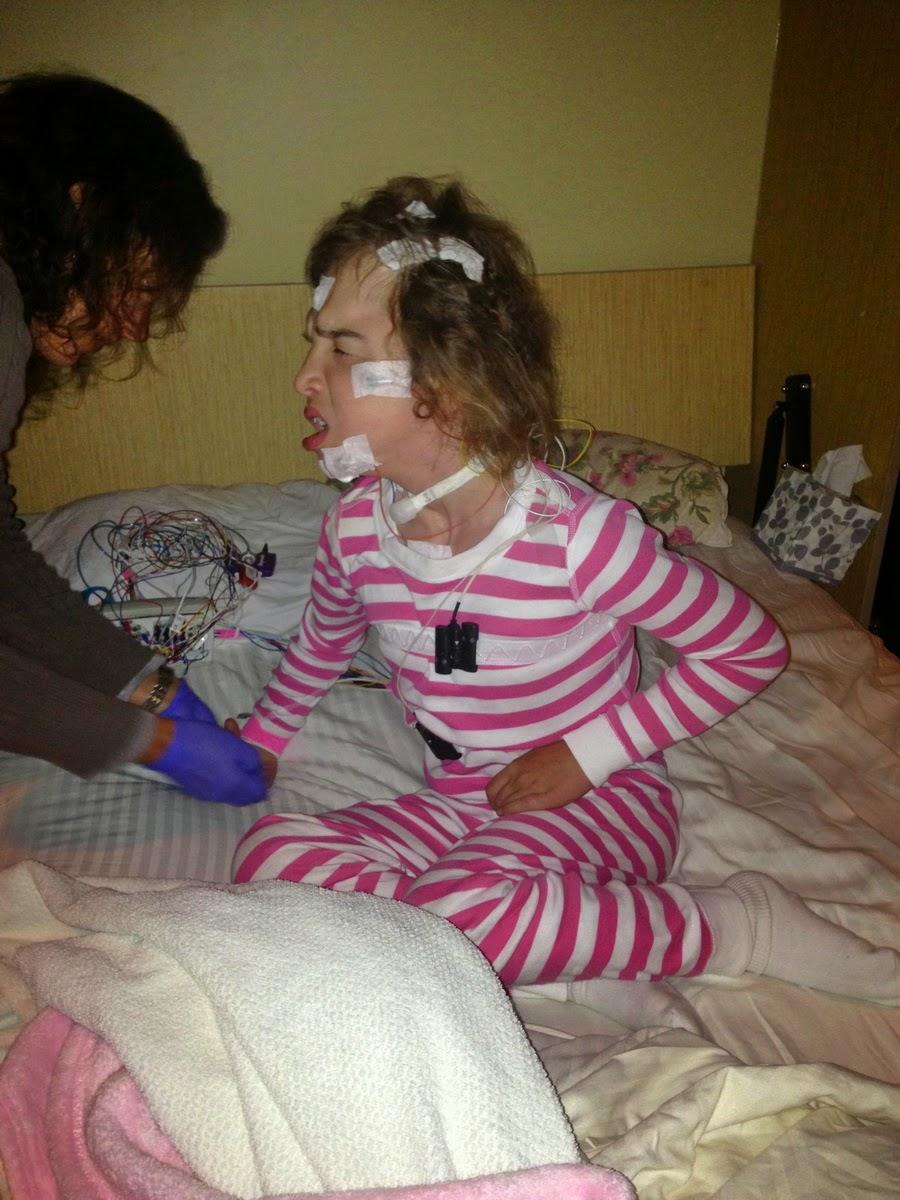 Polysomnography (sleep study) - Mayo Clinic